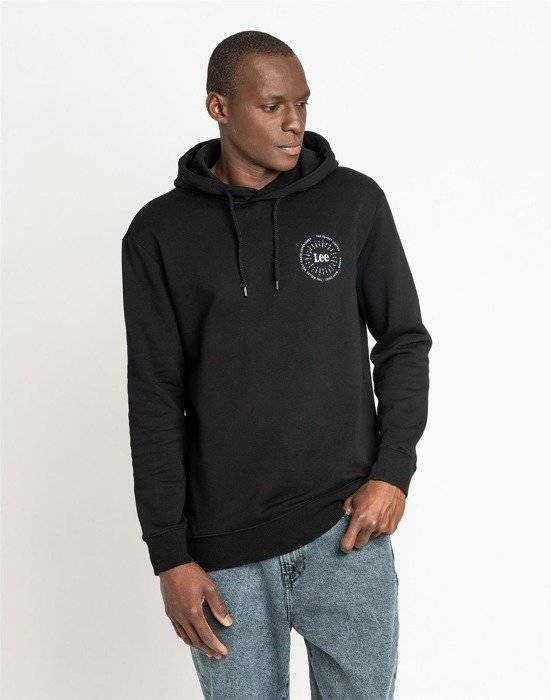 LEE - BLUZA GRAPHIC HOODIE